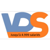 VISUAL-DS < 5.000 salariés