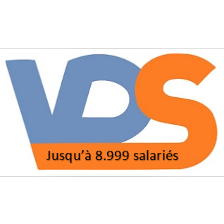 VISUAL-DS < 9.000 salariés